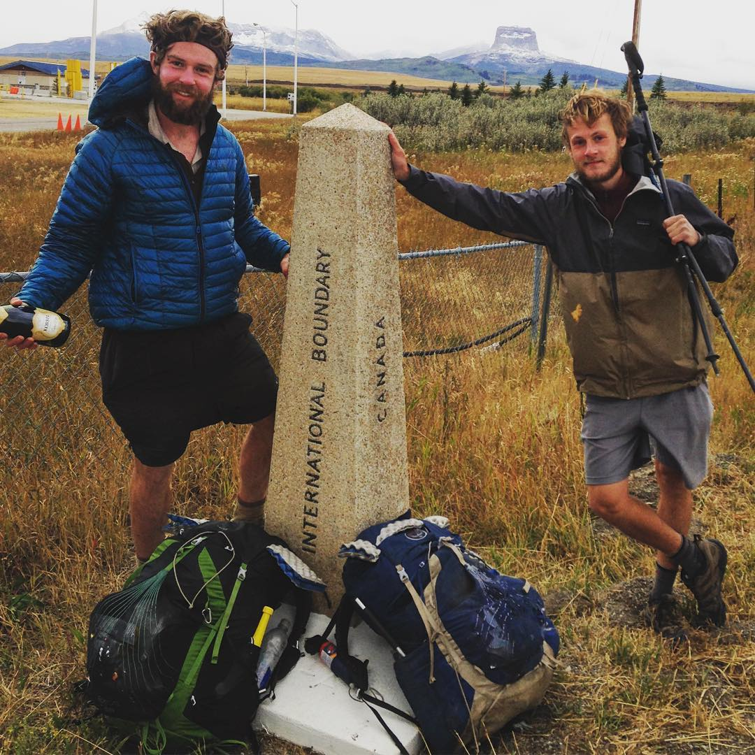 IMPaCT PhD Student successfully beat 3,100 mile hiking challenge across the USA